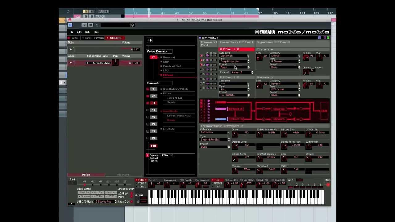 Yamaha Motif Vst Editor