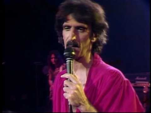 Frank Zappa - Montana (live in NYC, 1981)