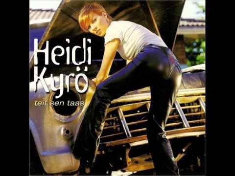 Teit sen taas -Heidi Kyrö