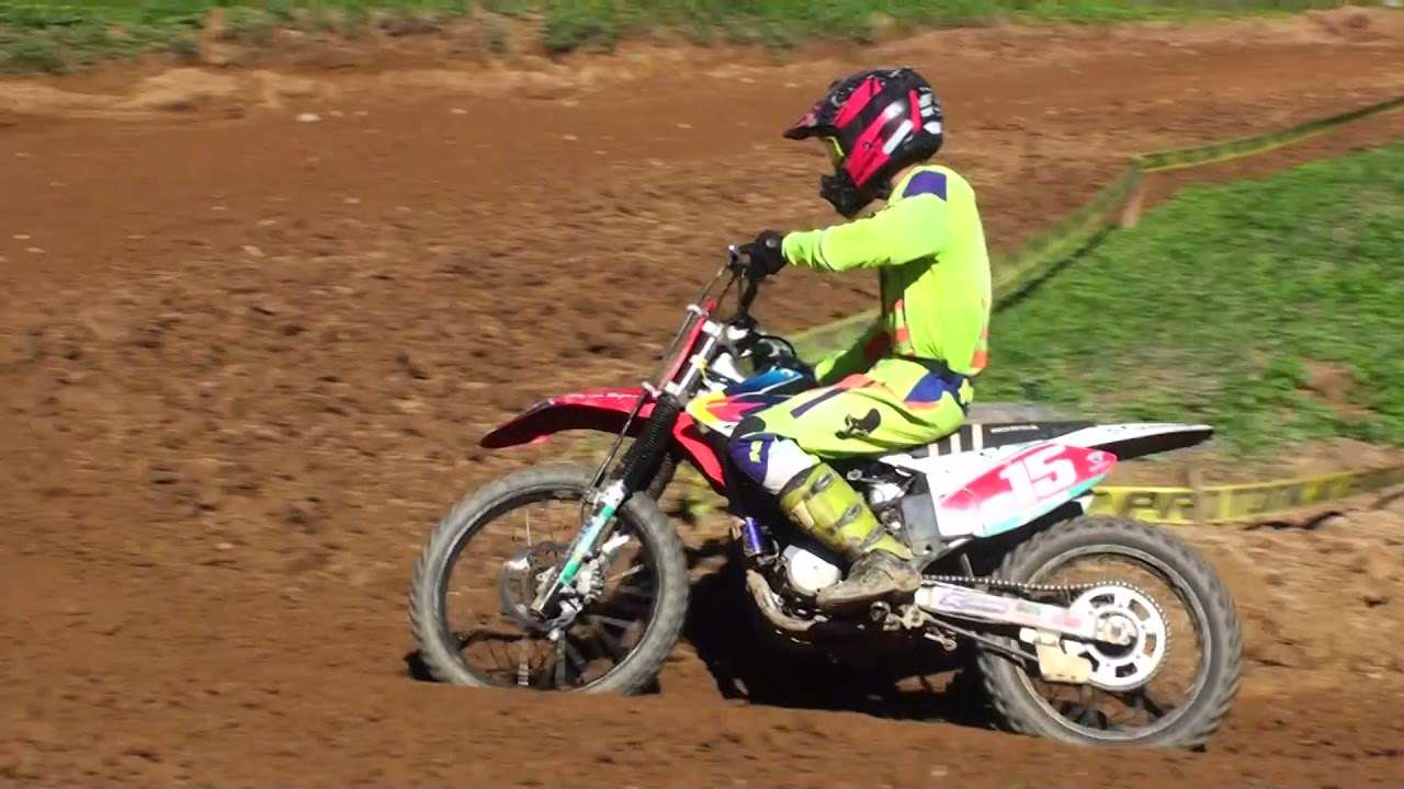 3ª etapa Copa Trinca Ferro de Velocross - Corrida da Categoria VX Junior
