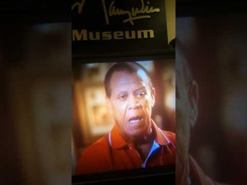 Maury Wills FM Redhawks Baseball Museum 06/27/17
