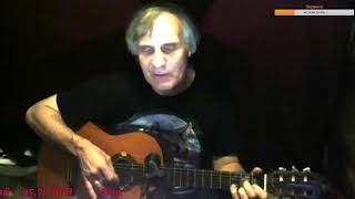 Песни под гитару Бессмертный Высоцкий. Я вам расскажу про то что будет ...TB №136