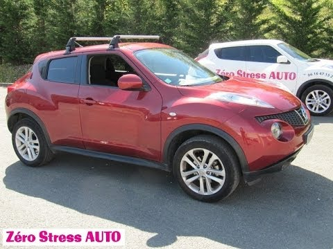 nissan juke connect edition 117 pack sport by zero stress auto fr occasions bordeaux youtube. Black Bedroom Furniture Sets. Home Design Ideas