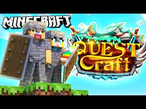 A BRAND NEW SERIES! | Quest Craft #1