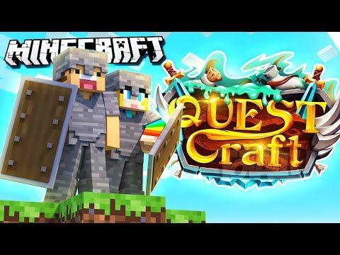A BRAND NEW SERIES! | Quest Craft #1