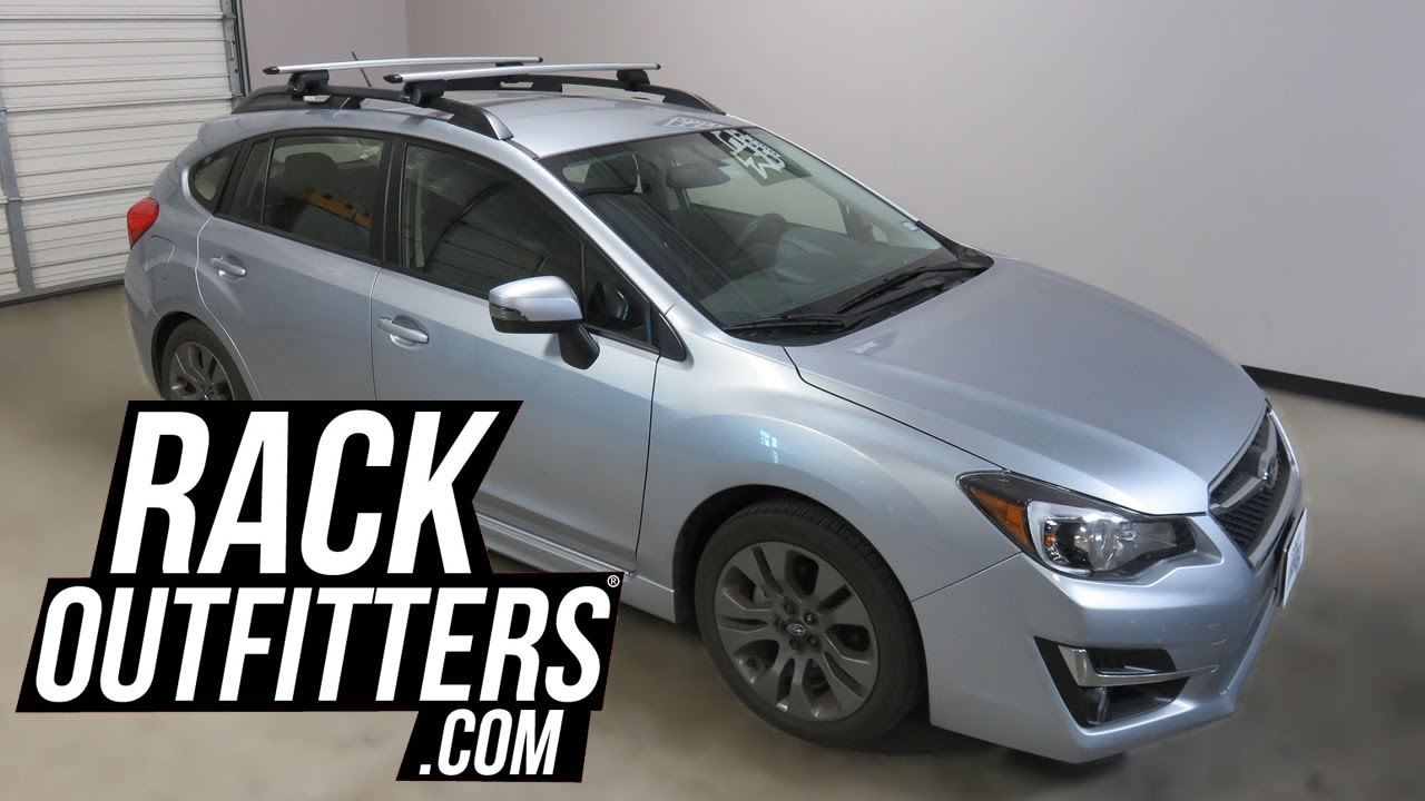 oem tribeca parts racks accessories towing genuine subaru rack roof