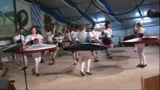 """""""Sternpolka"""" Gaujugendgruppe, Höhenmoos 2007"""