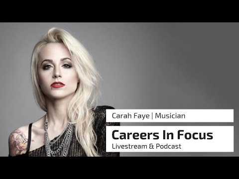 Life  As A Recording Artist with @carahfaye