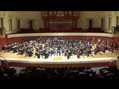 Emory Youth Symphony Orchestra - May 9, 2018 - Tchaikovsky Symphony No. 4