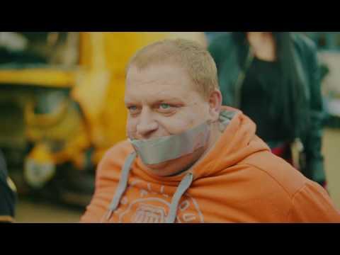 MałYzDużyM - Opel w benie (official video) 2017 disco polo (Złomiarze Krzykacz&Edek)