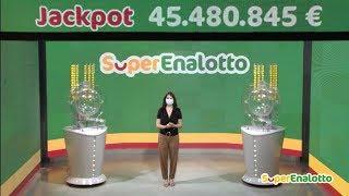 SuperEnalotto - Estrazione e risultati 01/06/2020
