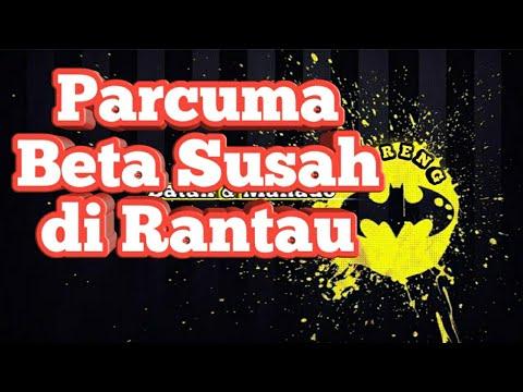 Parcuma Beta susah di Rantau Medley Sio Mama Cover