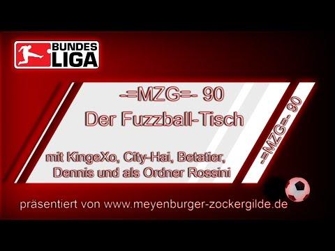 -=MZG=-90 Der Fuzzball-Tisch [1]