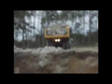 Tamoio Mineração - Operação da Pedreira