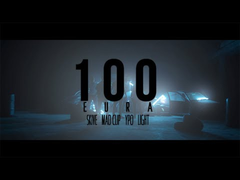 Skive ft. Mad Clip Ypo Light - 100 ευρά (OFFICIAL VIDEO)