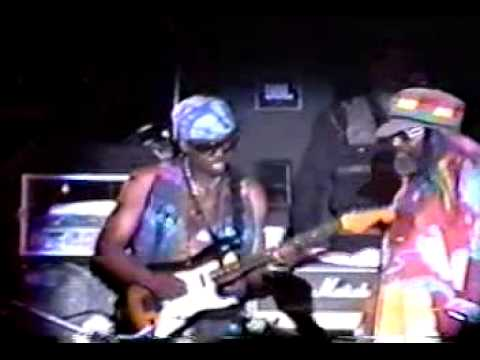 """George Clinton & The P-Funk Allstars """"Live At The STING"""" New Britain Ct. 1994 - Part 1 of 2"""