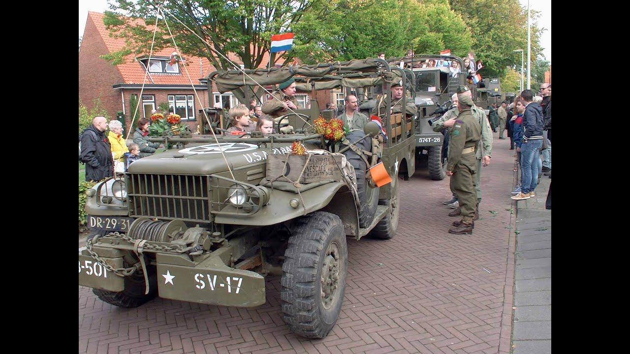 Bergen Op Zoom Herdacht 70 Jaar Bevrijding