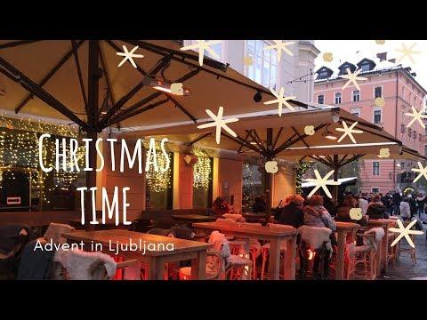 Advent in Ljubljana, Christmas time