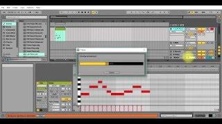 #1. Как конвертировать (перевести) MIDI track в Аудио track в Cubase 5 & Ableton Live 9.