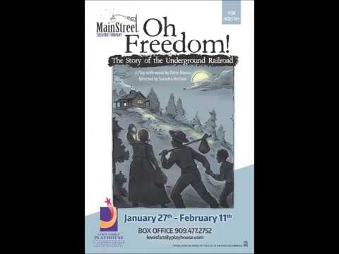 Oh Freedom! First Rehearsal