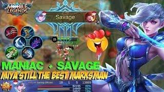 Gear M YA Terbaik  Terbukti SAVAGE  Mobile Legend