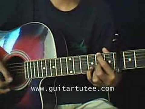 Realize (of Colbie Caillat, by www.guitartutee.com)