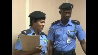 Watch Nigeria Police Force On Building Capacities On Anti-Kidnapping In Nigeria