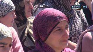 Выступление Мухаммада-хаджи Хидирова на маджлисе в с.Ахты 23.06.2013г