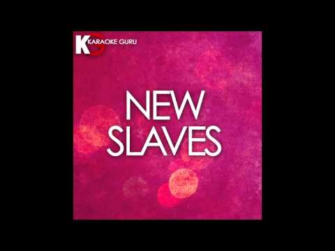 New Slaves - Kanye West (Yeezus)