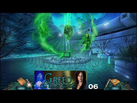 Greed 3: Old Enemies Returning ep 06 - Green Ghosts Energy Cleansing