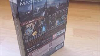 Unboxing Mass Effect Trilogy - PC