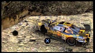 Motorstorm: Apocalypse - Demo - Car gameplay