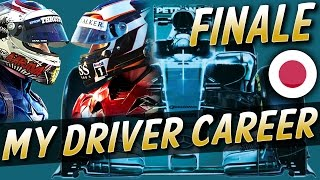 CHAMPIONSHIP FINALE - F1 MyDriver CAREER S2 PART 14: JAPAN