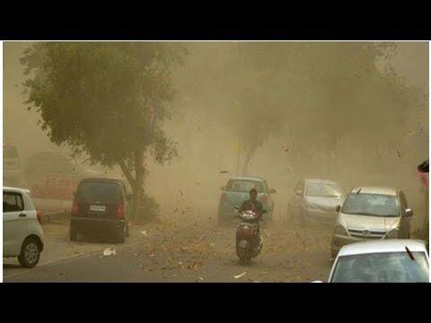 Agra put on 72-hour weather alert till Monday
