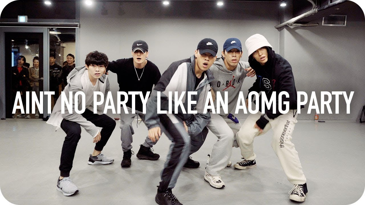 Ain't No Party Like an AOMG Party - Jay Park & Ugly Duck / Jinwoo Yoon Choreography