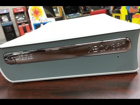 Classic Game Room - XBOX 360 HD-DVD PLAYER review