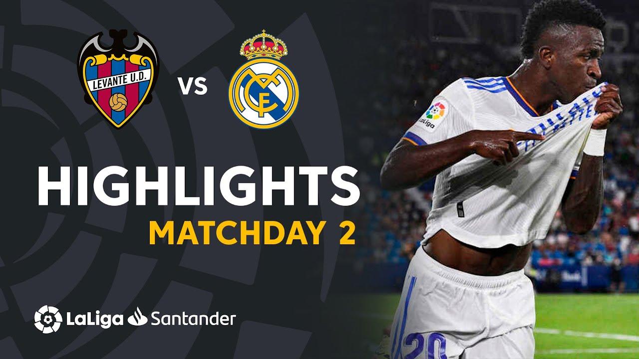 Levante vs Real Madrid La Liga Live Streaming: When and Where ...