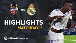 Resumen de Levante UD vs Real Madrid (3-3)