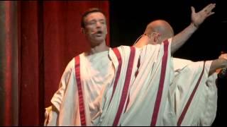[Rus, Fr subs] Cleopatre, la derniere reine d'Egypte | Act 2