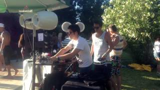 Alex Gori @ Marathon Pool party (Lisbon,Portugal)