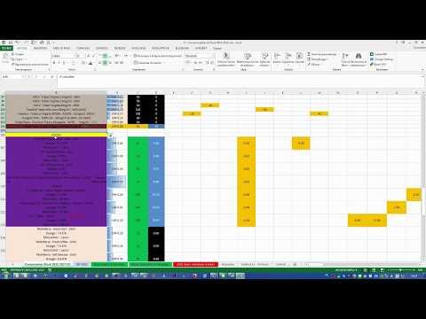 DIY Suivis de votre vape [Excel]