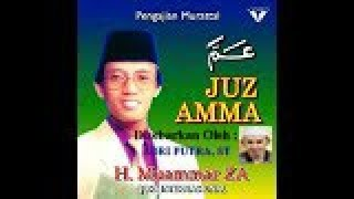 H Muammar ZA Pengajian Al Quran Juz Amma Full Vol 1  2