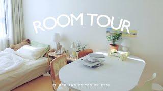 ROOM TOUR  오늘의집 vip의 8평 원룸 오피스…