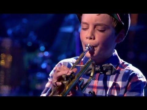 Trompettist Duco speelt Kyteman - SUPERKIDS
