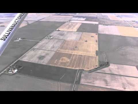 Dorothy D. Nordlund Trust Aerial Tour - Macon County, IL