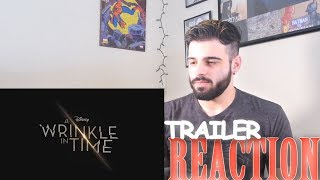 A Wrinkle in Time International Trailer #1 Reaction and Review