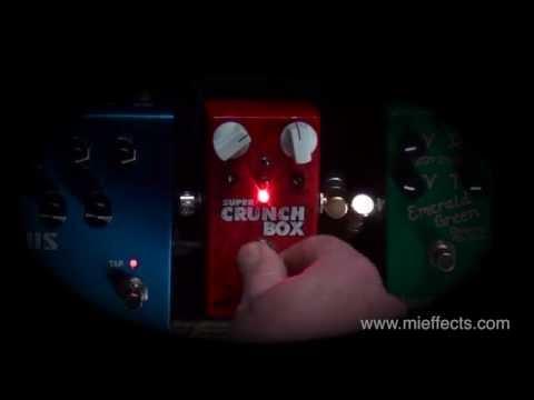 MI Effects : Super Crunch Box Distortion