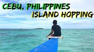 Island Hopping Paradise | Cebu, Philippines Travel Vlog