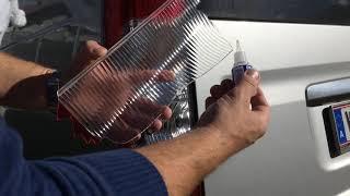 """Schnelle Reparatur mit der """"chemischen Schweißnaht"""" PASCOFIX Industrieklebstoff / Plastic glue!"""