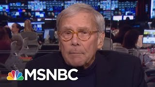 Brokaw On Sexual Misconduct: 'It Will Be The Century Of Women' | Andrea Mitchell | MSNBC